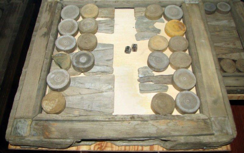 Ancient Backgammon Se
