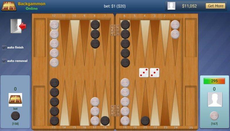 Backgammon Online Offers