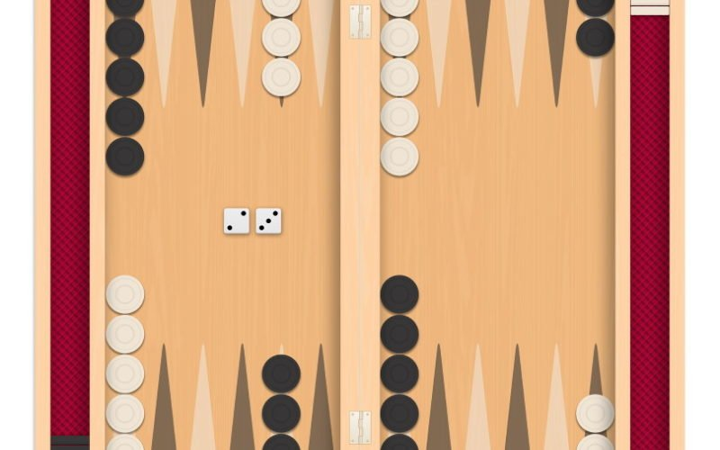 Playing Backgammon Online