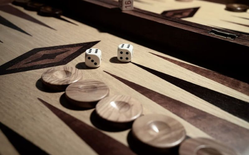 Backgammon an International Board Game