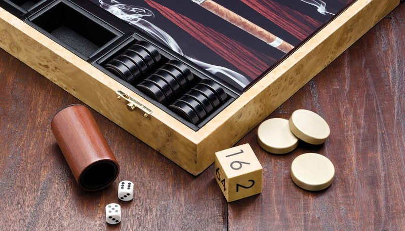 Different Backgammon Variants