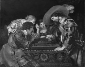 European Backgammon History